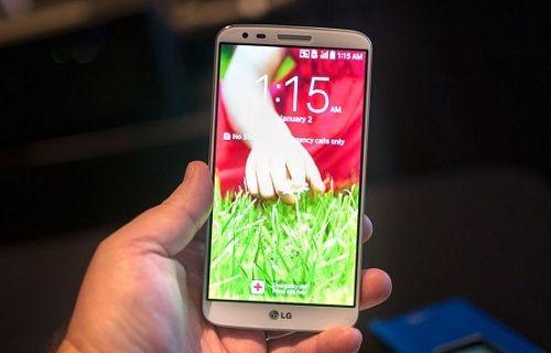 Altın renkli LG G2 satışa sunuluyor!