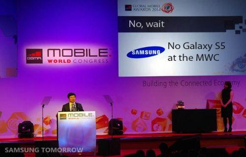 Samsung'dan Galaxy S5 ile ilgili beklenen açıklama geldi!