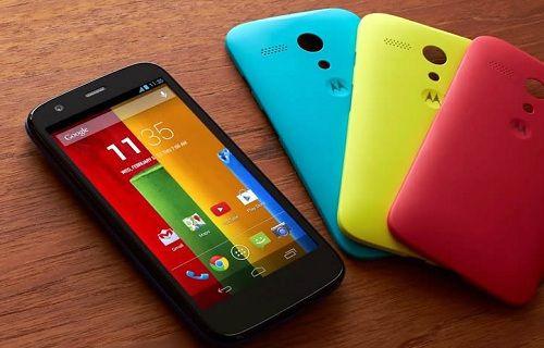 Moto G Google Play Edition satışa sunuldu!