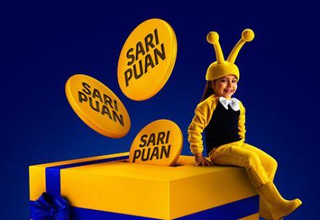 Turkcell'lilerin 'Sarı Puan'ları birikiyor