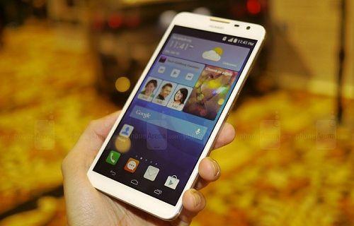 Huawei Ascend Mate 2'nin fiyatı!