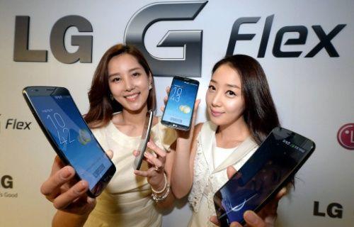 LG G Flex'i fazla esnetmeyin!