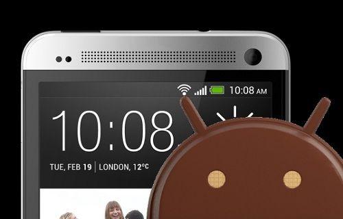 HTC One için Android 4.4.2 güncellemesi resmen başladı