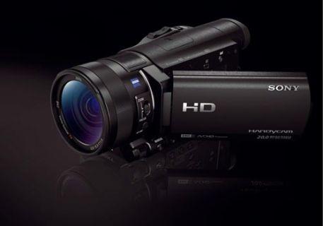 Sony'nin yeni Handycam serisi fark yaratıyor