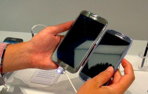 Samsung Galaxy S3 ve Note 2'yeKitKat güncellemesi Mart'ta gelecek!