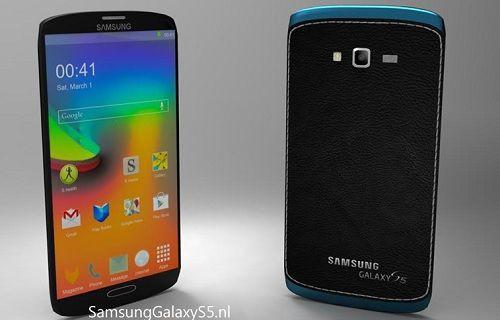 Galaxy S5'in en gerçekçi konsept çalışması yayınlandı