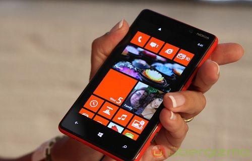 Nokia son çeyrekte kaç Lumia telefon sattı?