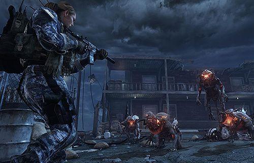Call of Duty Ghosts'un uzaylı modu için yeni bir video geldi!