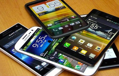 En fazla depolama alanı sunan akıllı telefonlar! (İnfografik)