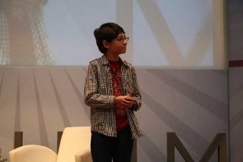 13 yaşındaki yazılımcı şaşırtıyor