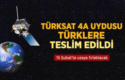 Türksat-4A ile birlikte Afrika'yı da fethedeceğiz!