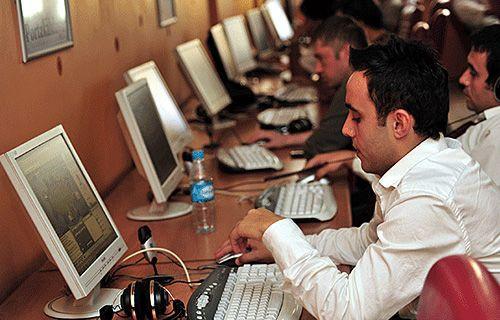 Türkiye'de internete sansür yok!