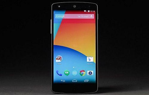 Kırmızı Nexus 5 ortaya çıktı
