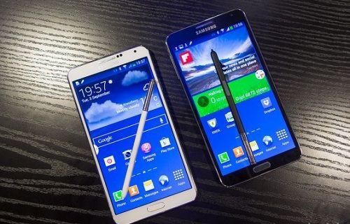 Samsung, Galaxy Note 3'te oluşan soruna el attı