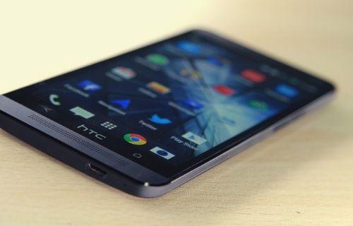 HTC M8'de bu tuşlar olmayabilir!