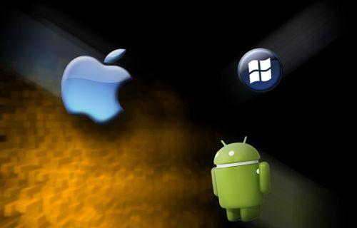 Android yükselişini sürdürüyor, iOS ise düşüşte!