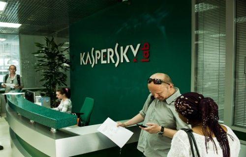 Kaspersky Lab yine lider oldu!