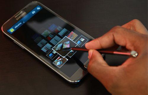 Galaxy Note üzerinde oluşturulan en çarpıcı 10 resim!