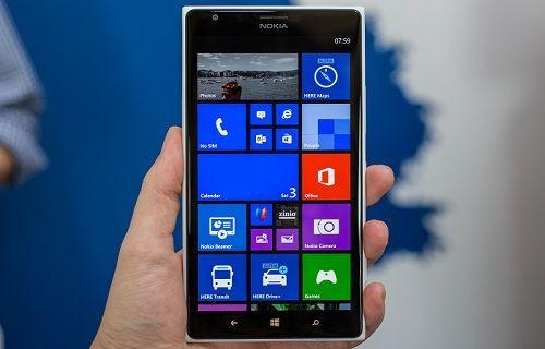 Lumia 1520 ülkemizde satışa sunuldu!
