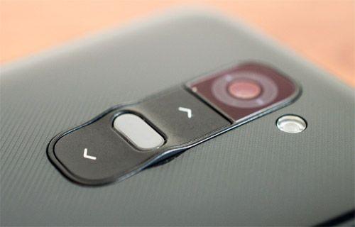 LG G Pro 2'nin kamerası süper olacak