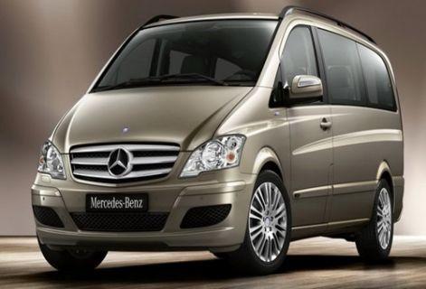 Mercedes-Benz MPV yayınlandı