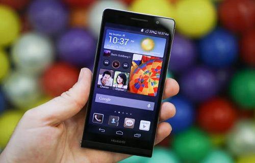 Huawei Ascend P7'nin görüntüsü ortaya çıktı