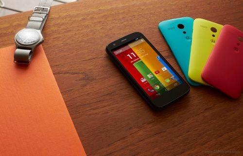 Çift SIM kartlı Moto G için Android KitKat güncellemesi başladı!