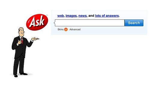 Ask.com anasayfam oldu, nasıl kaldırırım?