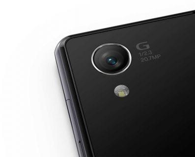 Xperia Z2'nin kamera ekran görüntüsü sızdırıldı