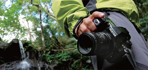 Zor şartlarda en iyi fotoğraflar için 'Pentax K-3'