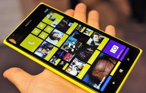 Nokia Lumia 1520 için güncelleme yolda!