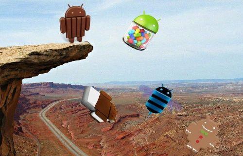 Android sürümlerinin bitiş tarihini gösteren belge sızdı!