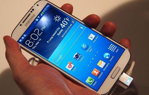 Galaxy S5'in ekran çözünürlüğüne ilişkin yeni gelişmeler yaşanıyor!
