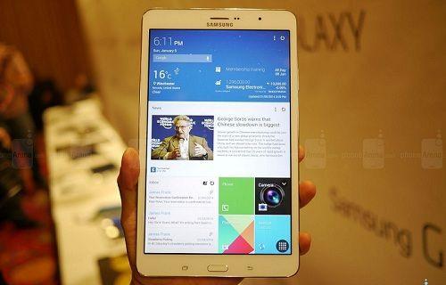 Samsung Galaxy Tab Pro 8.4 satışa sunuldu!