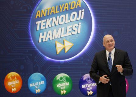 Turkcell Anadolu'daki şirketleri teknolojiyle buluşturuyor