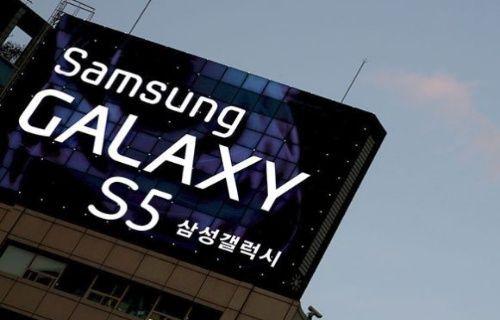 Samsung Galaxy S5 çerçevesiz gelebilir!