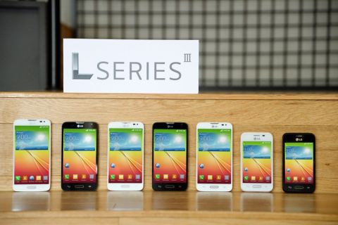 LG, Android KitKat'lı yeni L3 serisini duyurdu