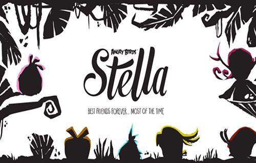 Angry Birds Stella çok yakında geliyor