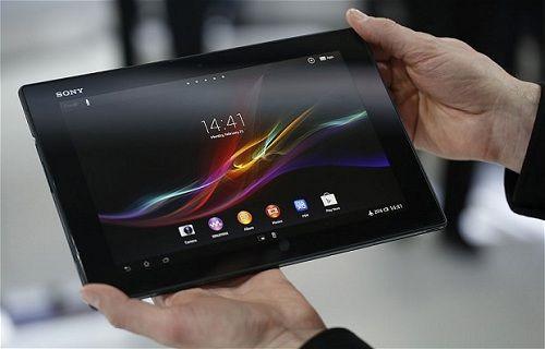 Xperia Tablet Z2'nin özellikleri ortaya çıktı