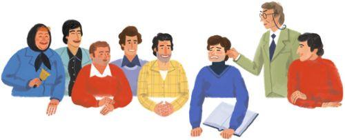 Hababam Sınıfı Google anasayfasında!