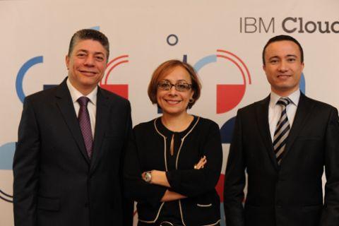 """IBM, kurumsal dünyayı """"bulut"""" ile kalkındıracak!"""
