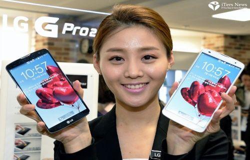 LG G Pro 2, 21 Şubat'ta tanıtılacak!