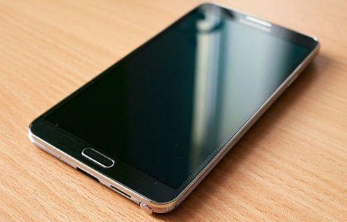 Altın sarısı Galaxy S5 istermisiniz?