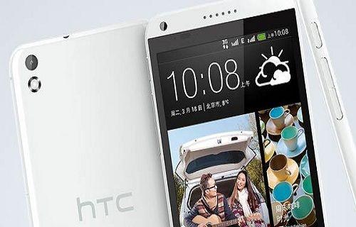 HTC Desire 8'in teknik özellikleri açığa çıktı