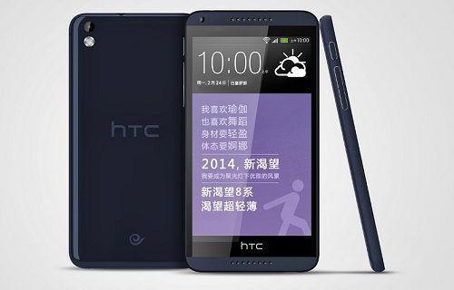 HTC Desire 8'in basın görselleri yayınlandı!