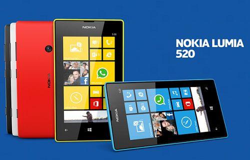 Lumia 520, Windows Phone ekosistemine damga vurdu