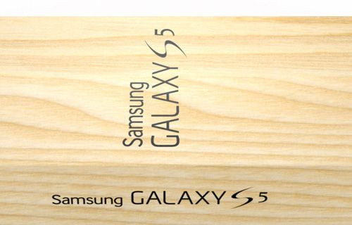 Samsung Galaxy S5, bu kutuda gelecek!