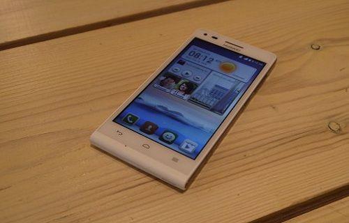 MWC 2014: Huawei Ascend G6 resmiyet kazandı!