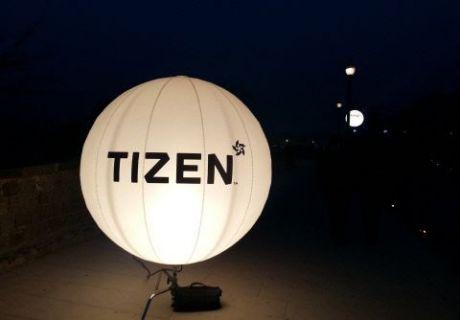 İşte Tizenli Samsung Z2! (Video)