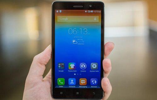 MWC 2014: Lenovo'dan 4.000mAh pile sahip akıllı telefon!